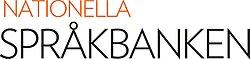 Nationella språkbanken