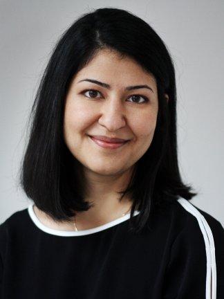 Nina Tahmasebi