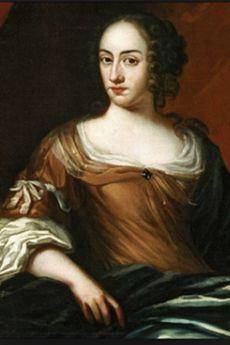 Agneta Horn, porträtt av David Klöcker Ehrenstrahl