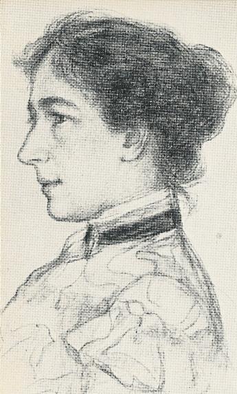 Nanna Bendixson, porträtt av Hanna Pauli