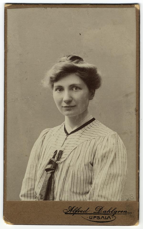 Emilia Fogelklou (Uppsala universitetsbibliotek)