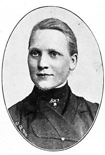Alma Johansson