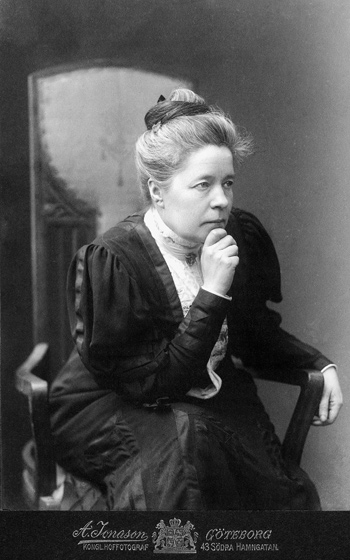 Selma Lagerlöf (Mårbackastiftelsen)