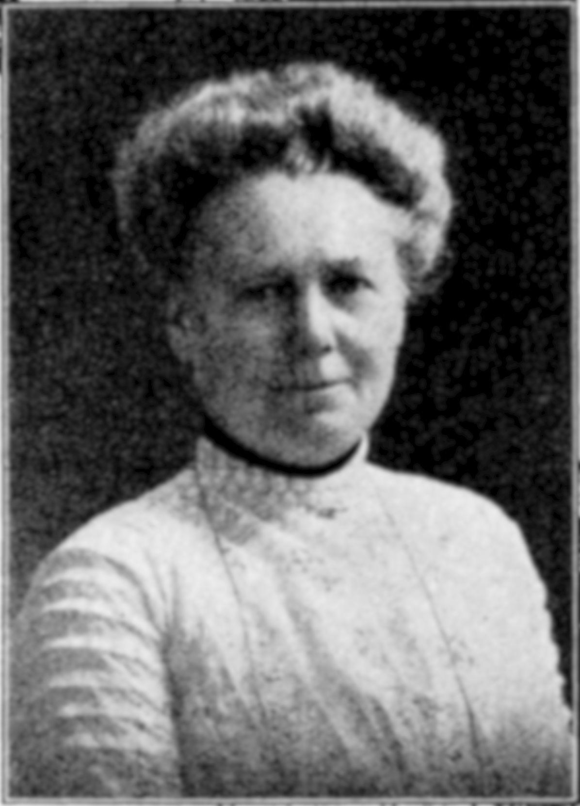 Fanny Blomberg