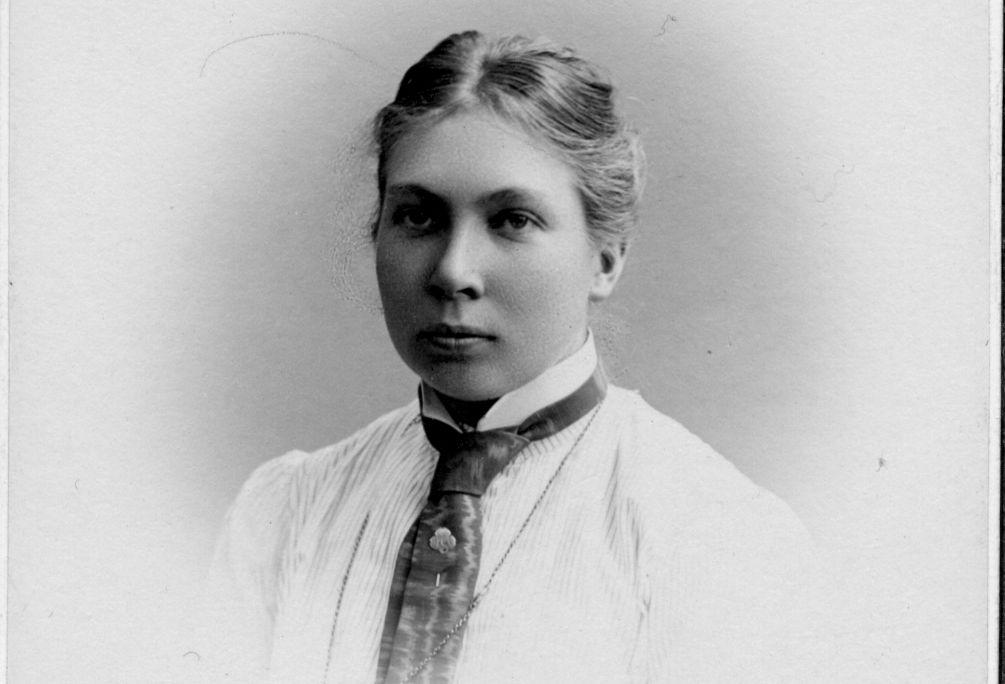 Maja Beskow (Folkrörelsearkivet i Västerbotten/Västerbottens museum)