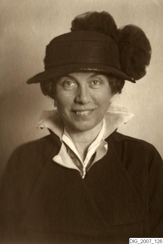 Gisela Trapp (Kulturmagasinet, Helsingborgs museum)