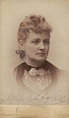 Alfhild Agrell