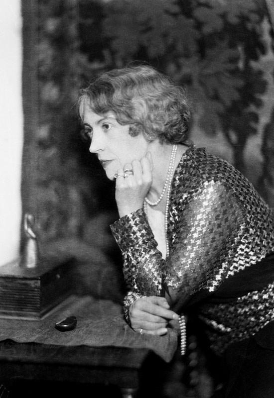 Marika Stiernstedt. Fotograf: Jan de Meyere, skapad: 1925 - 1941, fotonummer JdM 2399 (Stockholmskällan)
