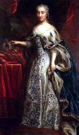 Ulrika Eleonora d.y. (okänd konstnär)