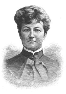 Martina Bergman (Idun 1890)