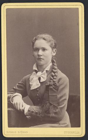 Alexandra Skoglund (Uppsala universitetsbibliotek)