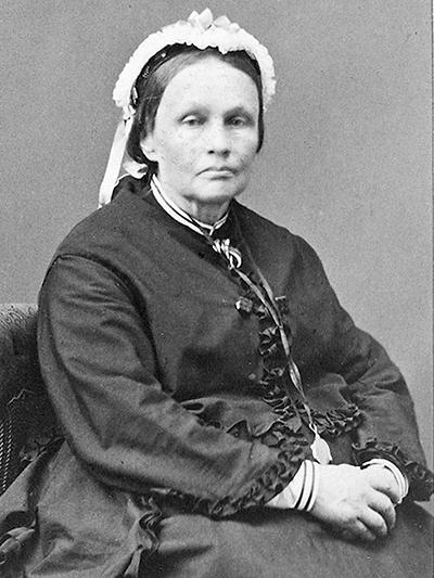 Carolina Wilhelmina Stålberg, ca 1870