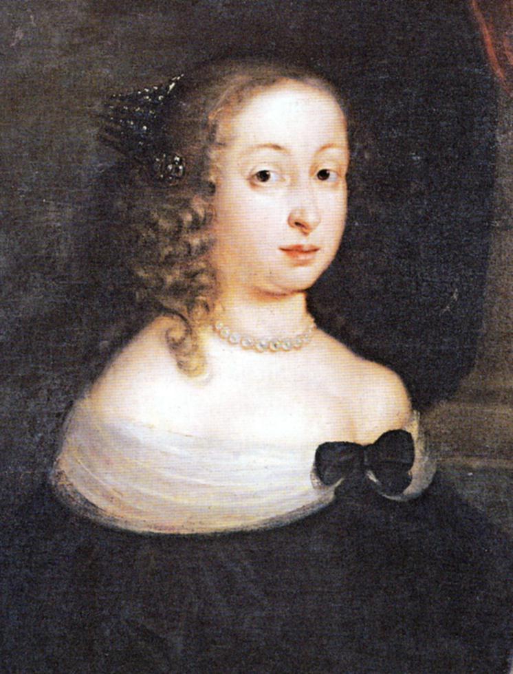 Hedvig Eleonora, drottning