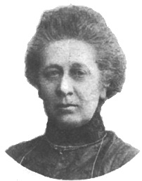 Walborg Hedberg (Idun 1910)