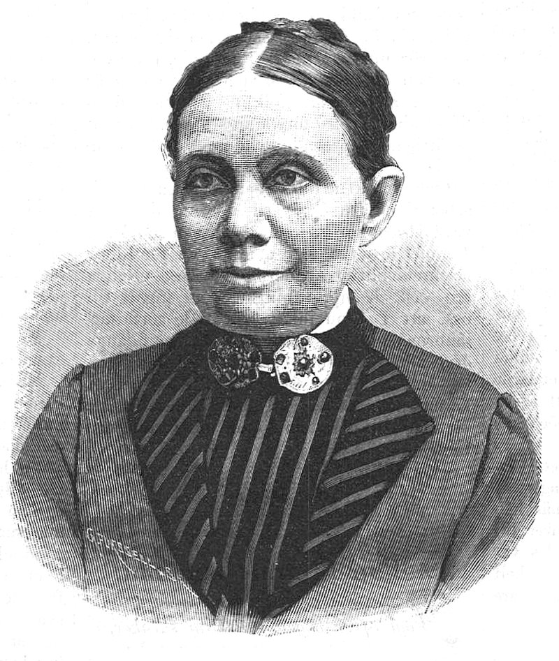 Eva Wigström (Idun 1889)