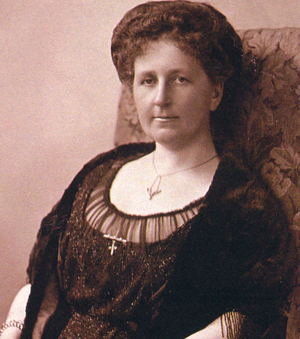 Märtha Adlerstråhle, circa 1910. Photographer unknown (The Swedish Olympic Committee, Wikimedia Commons)