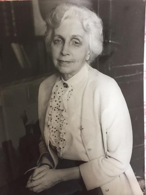 Agda Nordlöf (foto i familjens ägo)