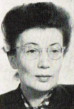 Karin Ageman in Roosval, Johnny (red.), Svenskt konstnärslexikon, Allhem, Malmö, 1952-1967 (Wikimedia Commons)