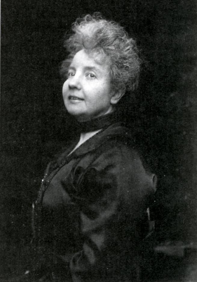 Agnes de Frumerie, Paris 1915