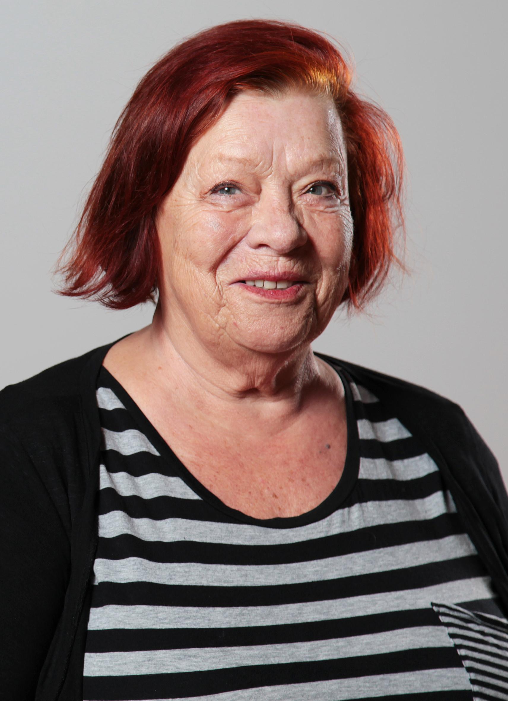 Inga Ålenius, 2012. Photo: Helsingborgs stadsteater,  http://www.mynewsdesk.com/se/helsingborgs_stadsteater/images/inga-aalenius-158077  - CC-BY 3.0.