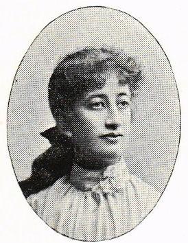 Astri Andersen i Svenskt Porträttgalleri XXI, 1897. Fotograf okänd. Bildkälla: Svenskt Porträttarkiv (CC-BY-NC-SA 4.0 – beskuren)