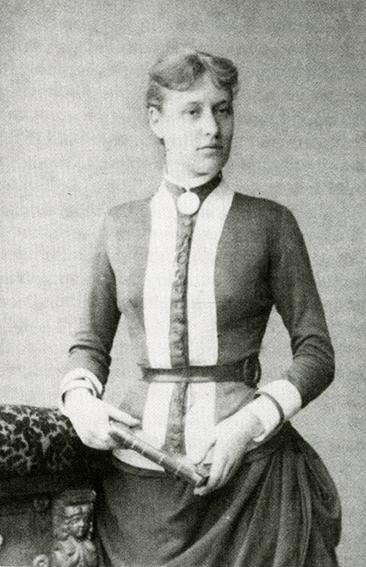 Anna Ahlström 1885