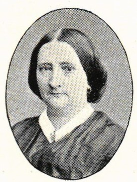 Elise Arnberg in Hildebrand, Albin & John Kruse (red), Svenskt Porträttgalleri XX, Tullberg, Stockholm, 1901 (Svenskt Porträttarkiv, CC-BY-SA 4.0)