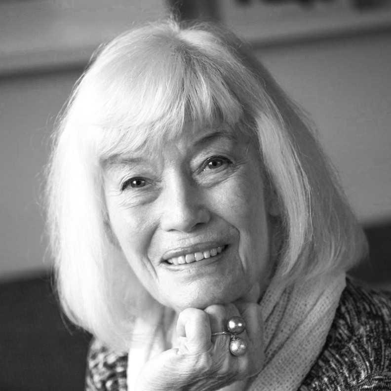 Monica Backström, 2014. Photo: Eva Finder ©