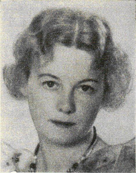 Ingeborg Björklund in Svenskt Författarlexikon 1900-1940 (red: Bengt Åhlén), Stockholm, 1942. Photographer unknown