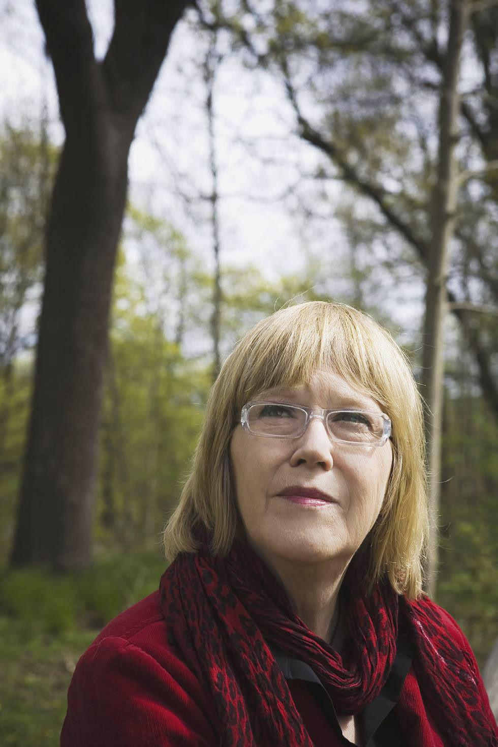Susanne Björkman. Photographer: Snezana Vucetic Bohm