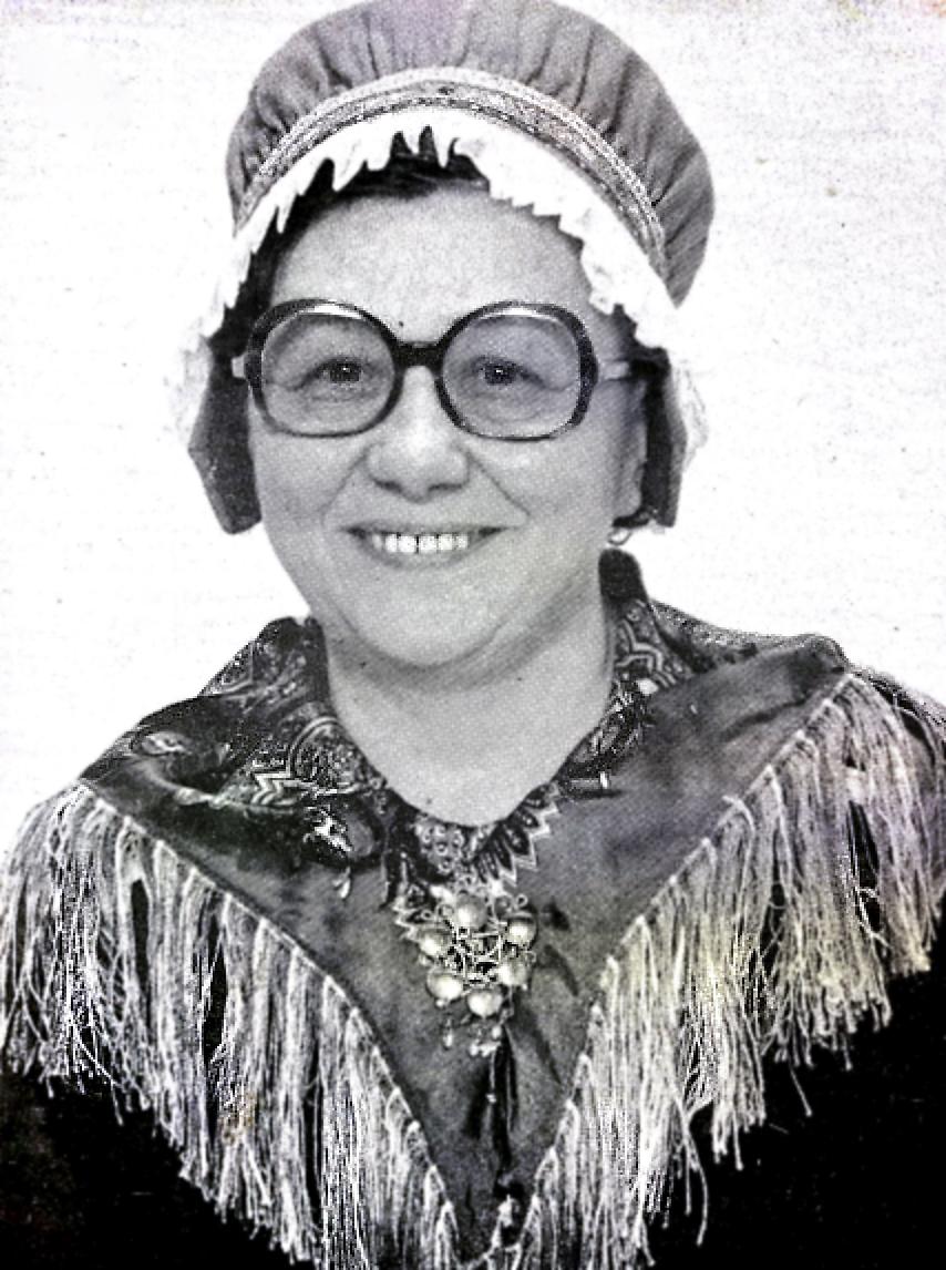 Ellen-Sylvia Blind