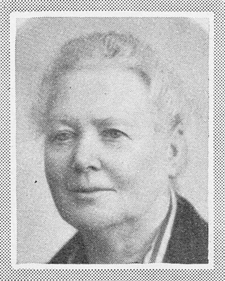 Fanny Blomberg. Fotograf och år okänt. Bildkälla: Svenskt Porträttarkiv (CC-BY-SA 4.0)