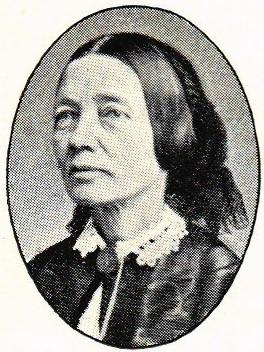Sophie Bolander. Photographer and year unknown. Image source: Svenskt Porträttarkiv (CC-BY-SA 4.0)