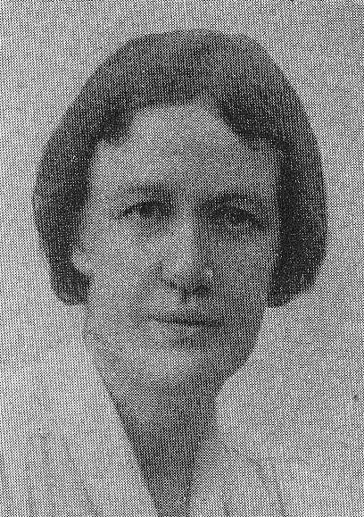 Ester Boman. Fotograf och år okänt. Bildkälla: Svenskt Porträttarkiv (CC-BY-SA 4.0)