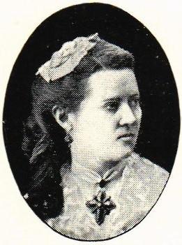 Augusta Braunerhjelm. Fotograf och år okänt. Bildkälla: Svenskt Porträttarkiv (CC-BY-SA 4.0)