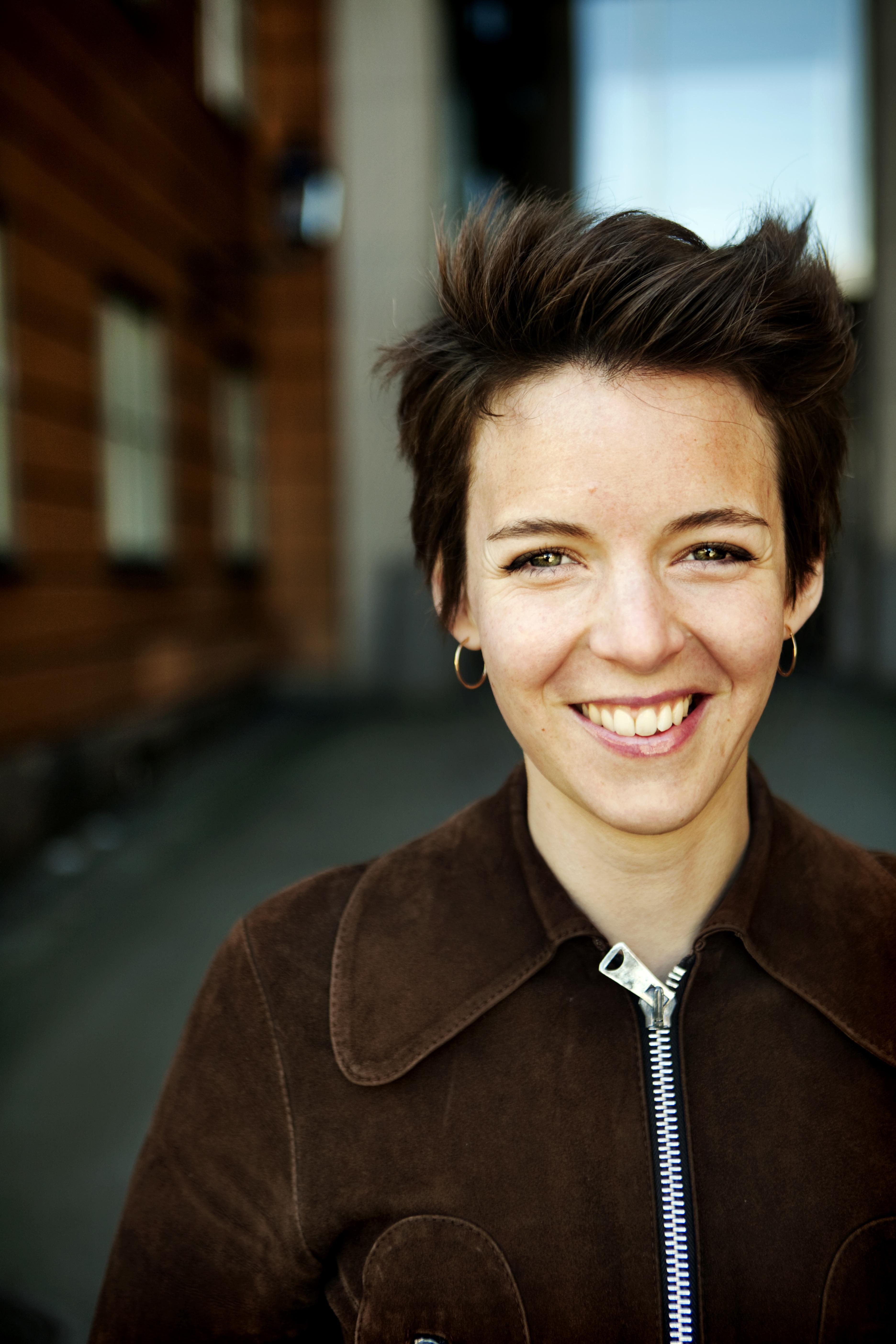 Zaida Catalán, 2009. Photo: Anna Simonsson / TT