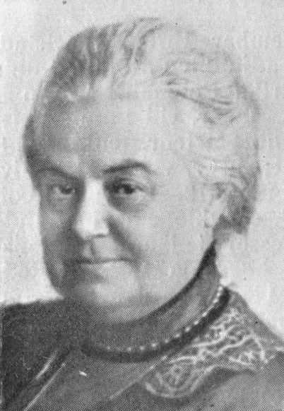 Lotten Dahlgren. Photographer and year unknown. Image source: Svenskt Porträttarkiv (CC-BY-NC-SA 4.0; cropped)