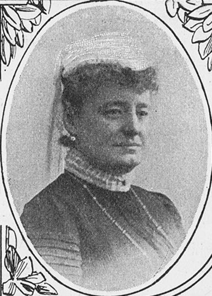 Blanche Dickson in Hvar 8 dag, 1902-1903. Image source: Svenskt Porträttarkiv (CC-BY-SA 4.0)