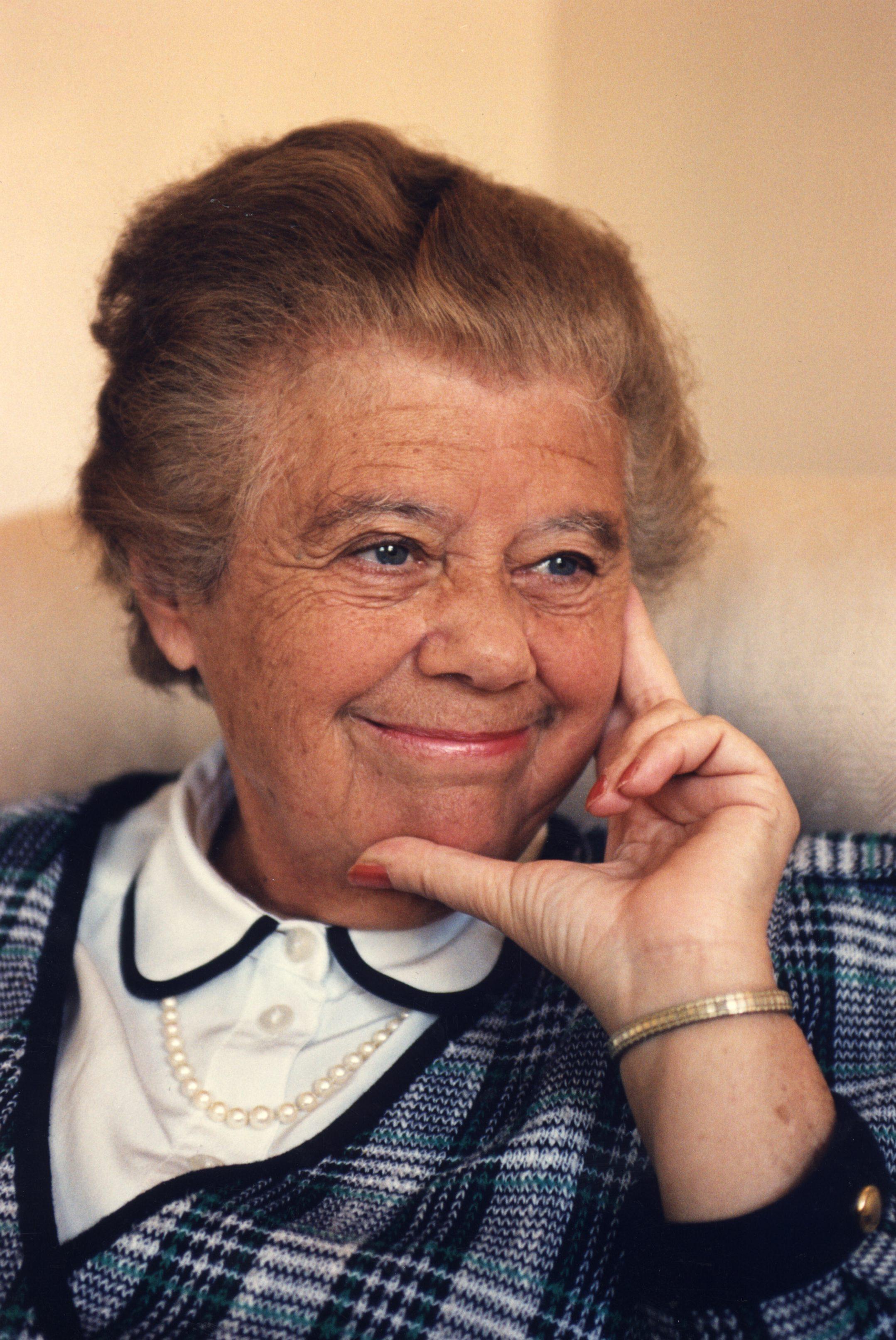 Nina Einhorn, 1995. Foto: Sam Stadener (DN/TT Nyhetsbyrån)