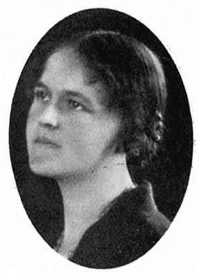 Greta Engkvist. Fotograf och år okänt. Bildkälla: Svenskt Porträttarkiv (CC-BY-SA 4.0)