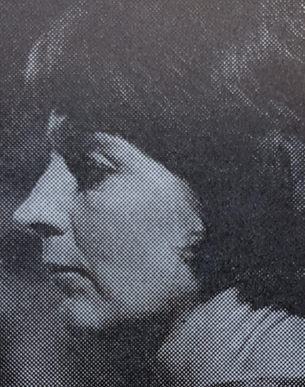 Ulla Ericson Åström in Roosval, Johnny, Gösta Lilja & Knut Andersson (red) Svenskt konstnärslexikon, Allhem, Malmö, 1952-1967. Photographer unknown. Image source: Wikimedia Commons