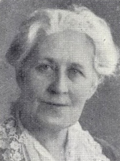 Elisabet Eurén. Photographer and year unknown. Image source: Svenskt Porträttarkiv (CC-BY-SA 4.0)
