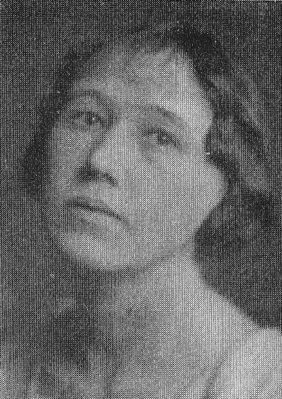 Valborg Franchi. Fotograf och år okänt. Bildkälla: Svenskt Porträttarkiv (CC-BY-NC-SA 4.0)