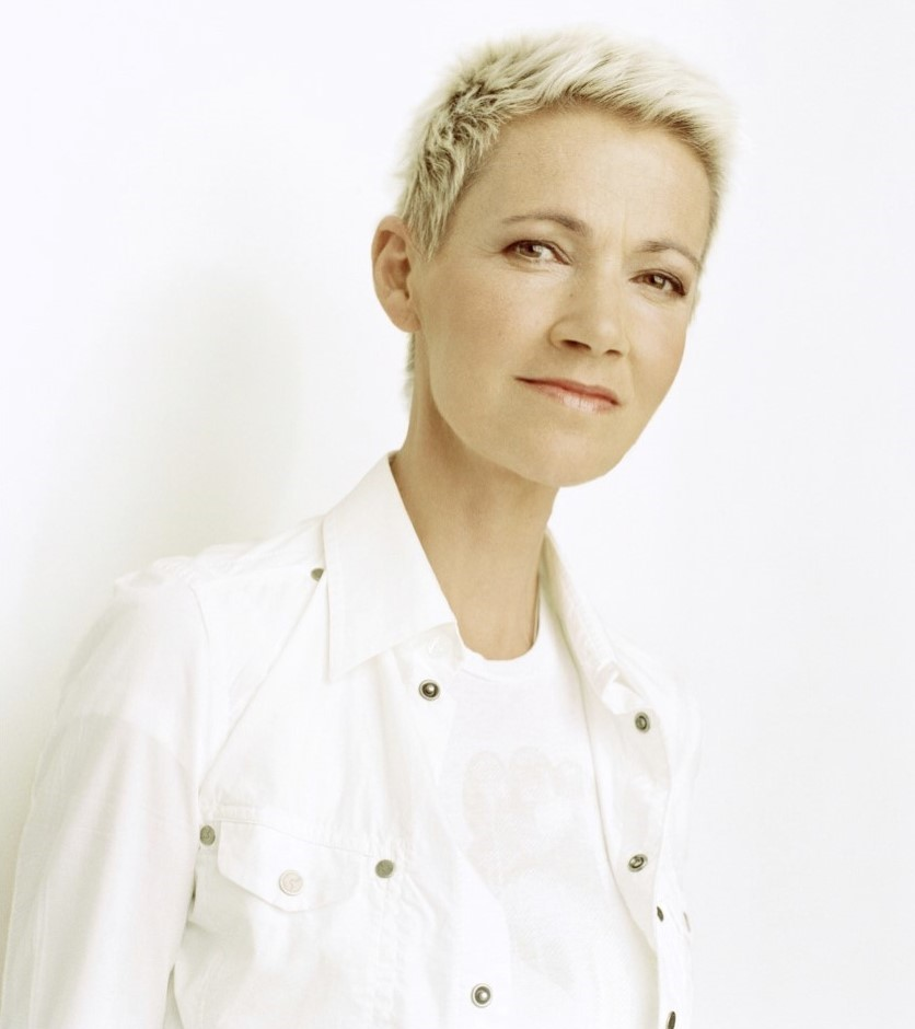 Marie Fredriksson, year unknown. Photo: Mattias Edwall/EMI