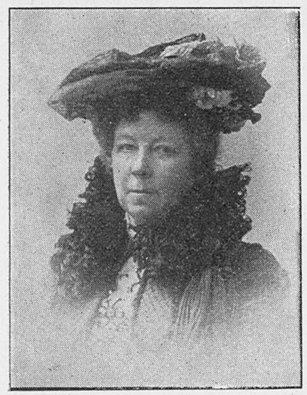 Anna Gardell-Ericson. Photographer and year unknown. Image source: Svenskt Porträttarkiv (CC-BY-SA 4.0)