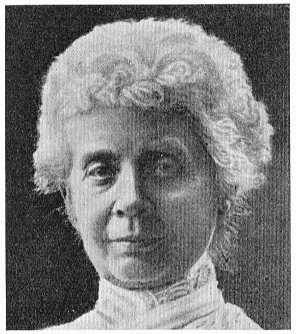 Anna Hamilton Geete. Fotograf och år okänt. Bildkälla: Svenskt Porträttarkiv (CC-BY-NC-SA 4.0)