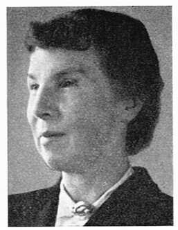 Greta Hammarsten. Fotograf och år okänt. Bildkälla: Svenskt Porträttarkiv (CC-BY-NC-SA 4.0)