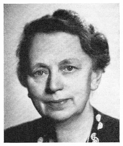 Elvira Harms. Photographer and year unknown. Image source: Svenskt Porträttarkiv (CC-BY-SA 4.0)