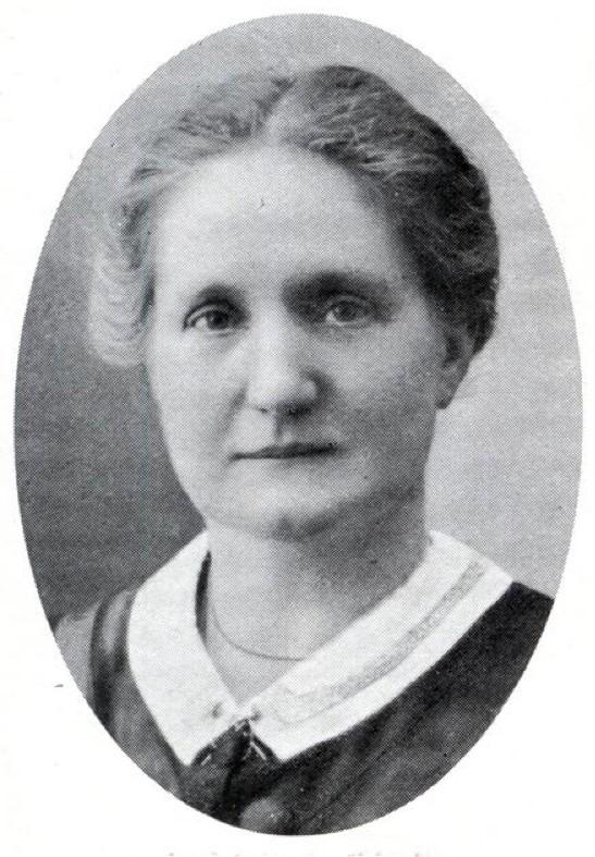 Gerda Hellberg. Fotograf och år okänt. Bildkälla: Svenskt Porträttarkiv (CC-BY-SA 4.0)
