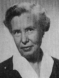 Elli Hemberg. Fotograf och år okänt. Bildkälla: Svenskt Porträttarkiv (CC-BY-NC-SA 4.0)